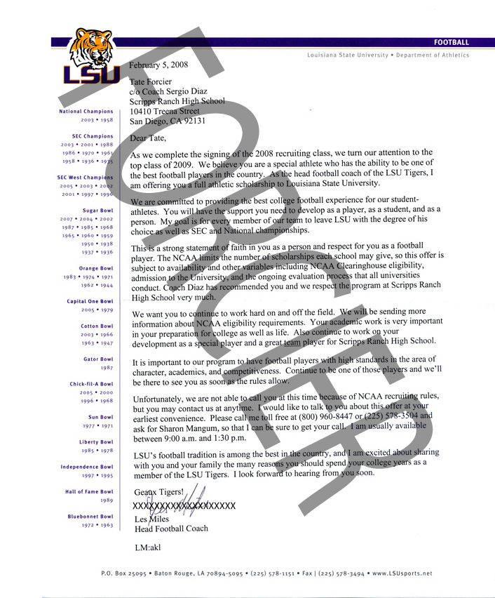 Saban oversignsreneges on offer yet again Page 2