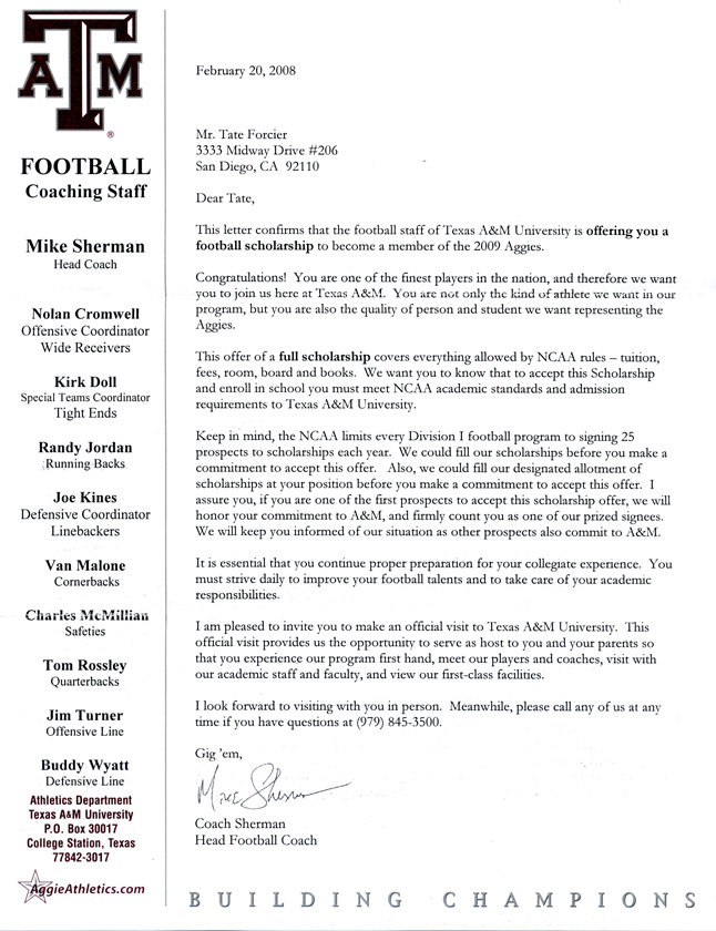 Recruiting Has Anyone Seen What Our Offer Letter Is Like